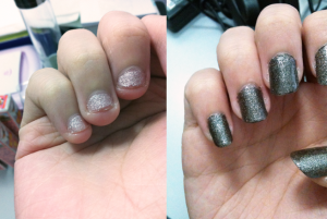 MY NAILS. YAAAAAAAAAAAAAY.