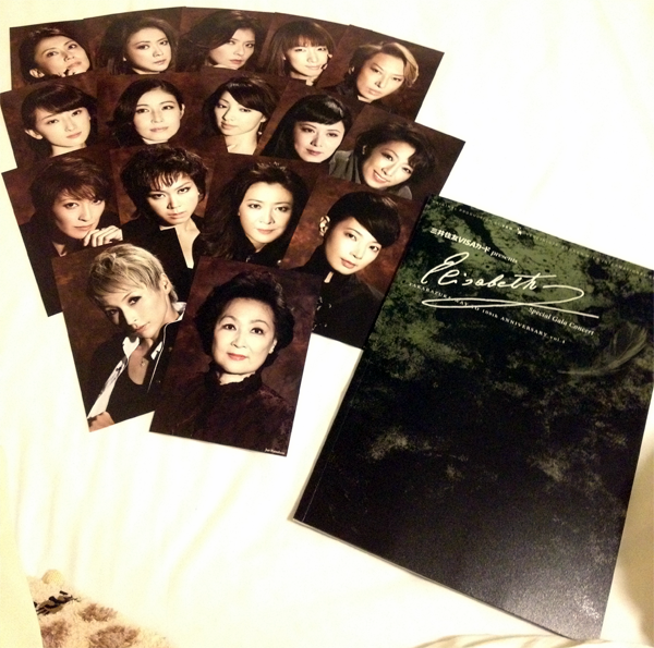 Photosets and pamphlet