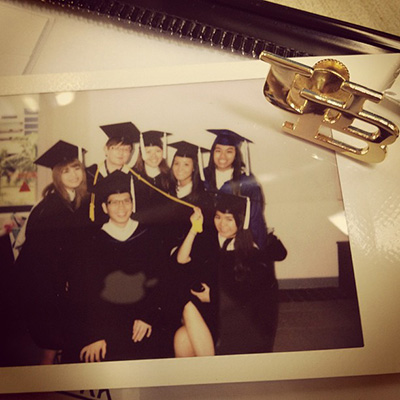 My group of friends who helped kept me sane, and made my uni life enjoyable.